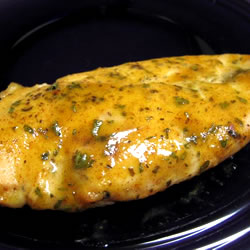 Breast chicken honey mustard